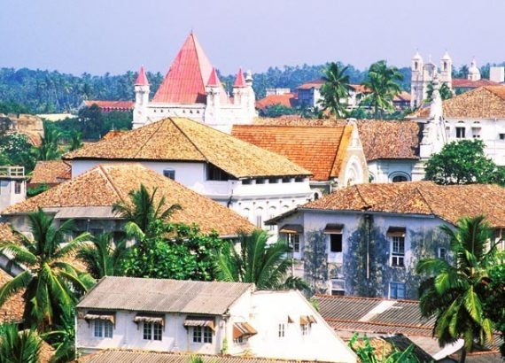 Exploring Colonial History in Galle Sri Lanka