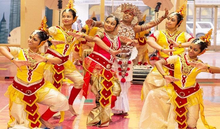 Kandyan and Sri Lankan Traditional Dances
