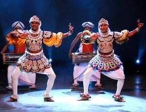 Sabaragamuwa Dance