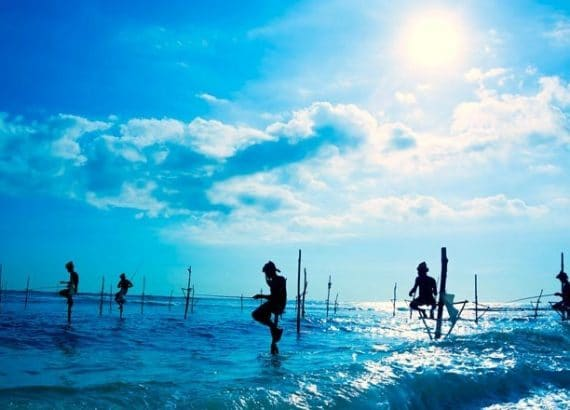 Travel Places in The South Sri Lanka