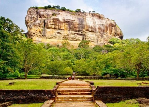 World Heritage Sites in Sri Lanka (UNESCO Sites)
